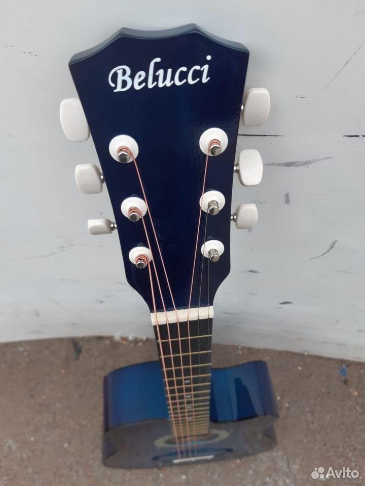 Гитара Belucci BC3810 BLS  89297550094 купить 4