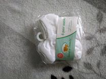 Носки новые на 3-6 мес 6 пар