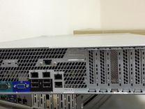 Сервер 2X E5-2620/4DDR3 4096/4S500 7200