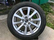 Комплект колес летних mazda