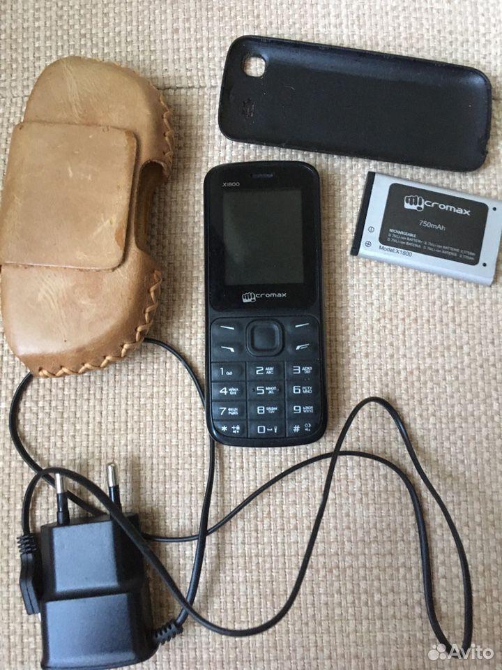 Телефон Micromax X1800