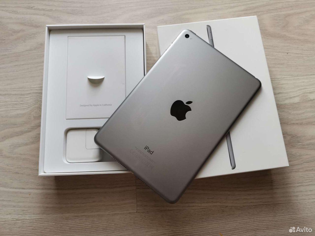 iPad mini 4 32gb WiFi  89502166395 купить 2