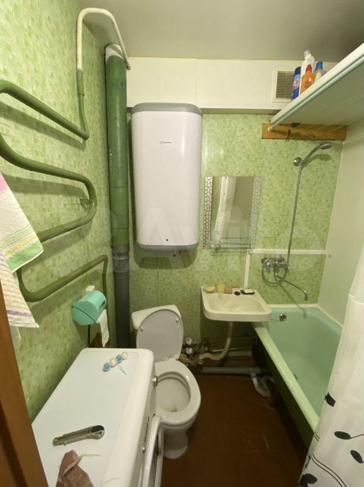 1-к квартира, 33 м², 9/9 эт.  89113381762 купить 4