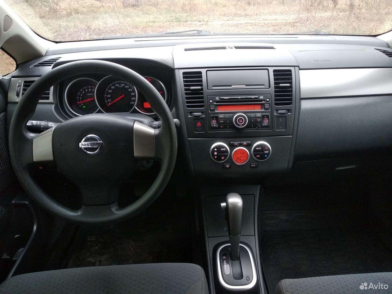 Nissan Tiida, 2011 89606390982 купить 5