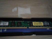 Оперативная память Kingston KVR800D2N5K2-4G