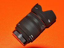 Sigma 28-300mm DG Macro Nikon F