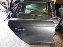 Дверь задняя правая Audi A3 (8W)