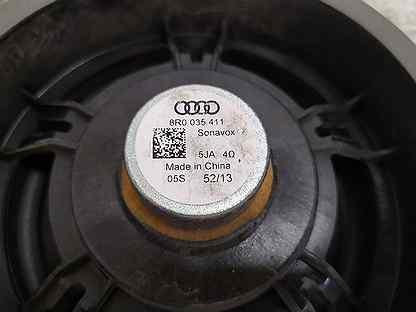 Комплект динамиков на Audi A4 (B8) 2014 год (cdnc)