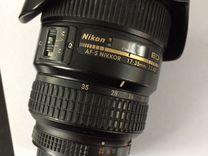 Объектив Nikon 17-35mm f/2.8D ED-IF AF-S Nikkor