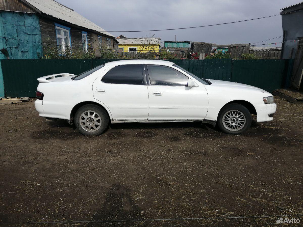 Toyota Cresta, 1993  89644602145 купить 2