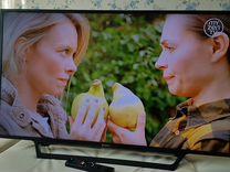 Sony bravia.Smart TV, Wi-Fi.43