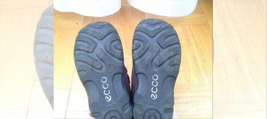 0155c8e2eb11 Экко Ecco зимние детские ботинки размер 26 купить в Москве на Avito —  Объявления на сайте Авито