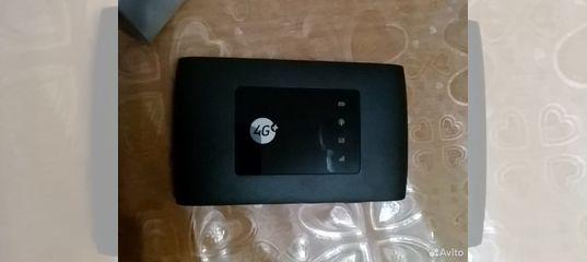 4g wi fi роутер купить в Ставропольском крае с доставкой   Бытовая электроника   Авито