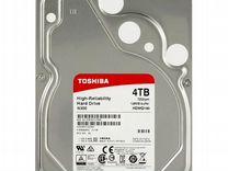 Новый жёсткий диск 4000gb toshiba