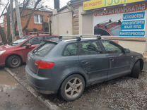 Багажник на крышу Audi A3 (ед) +монтаж — Запчасти и аксессуары в Краснодаре