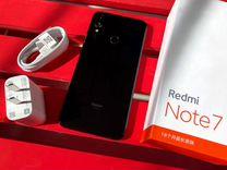Xiaomi Redmi Note 7 (Черный) 6+64гб Гарантия год
