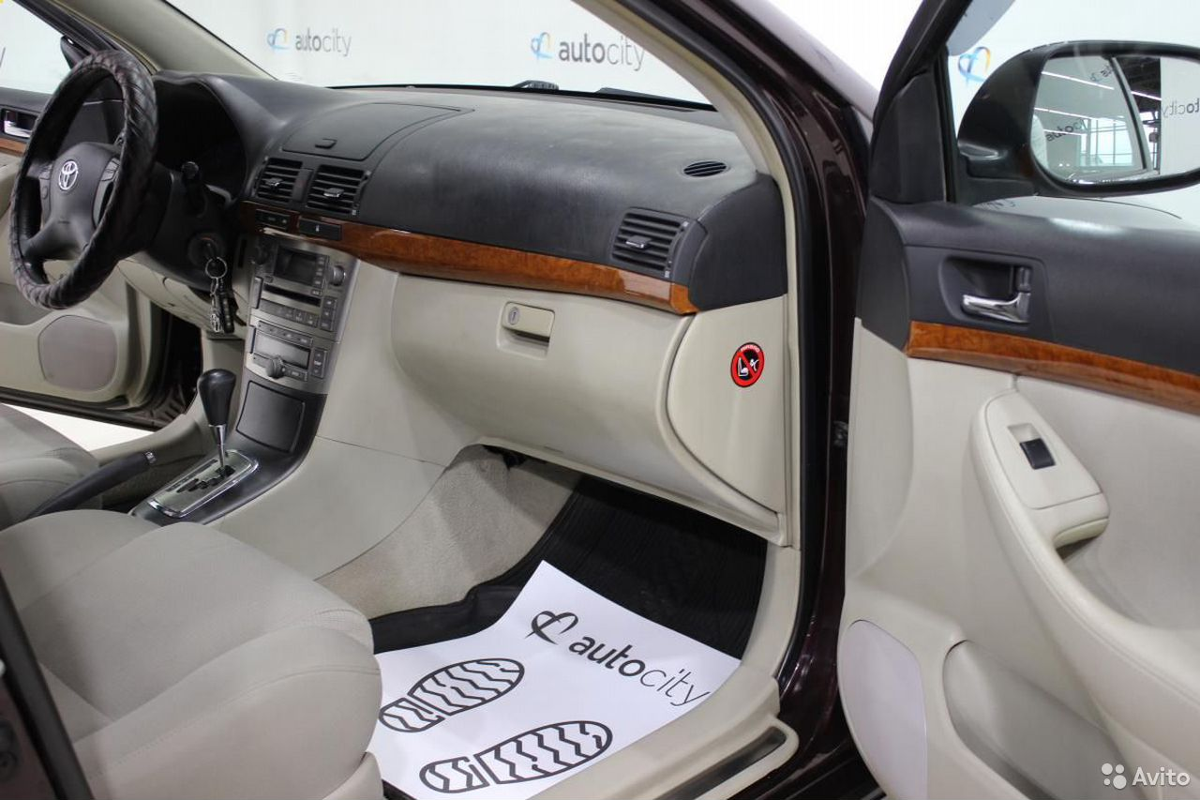 Toyota Avensis, 2007  83832910432 купить 8