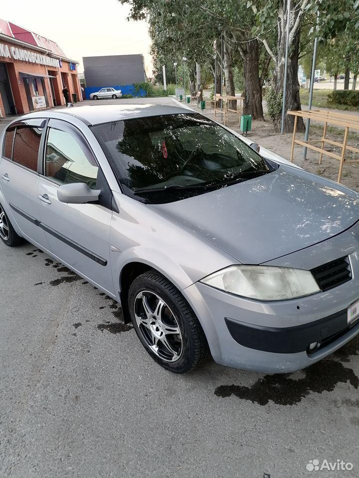 Renault Megane, 2004  89872051702 купить 2