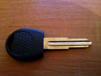 Ключ зажигания на Chevrolet Aveo