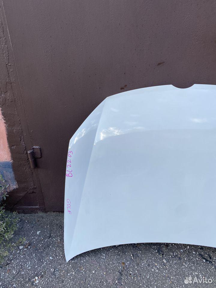 Капот белый Volkswagen Golf 6  89534684247 купить 2