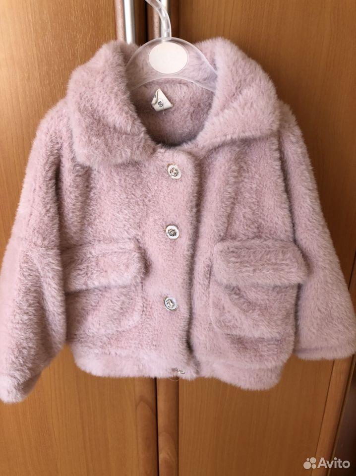 Пальто для девочки  89223305022 купить 1