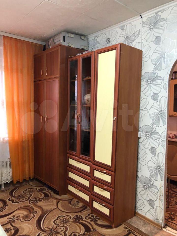 Комната 21 м² в 2-к, 1/2 эт.