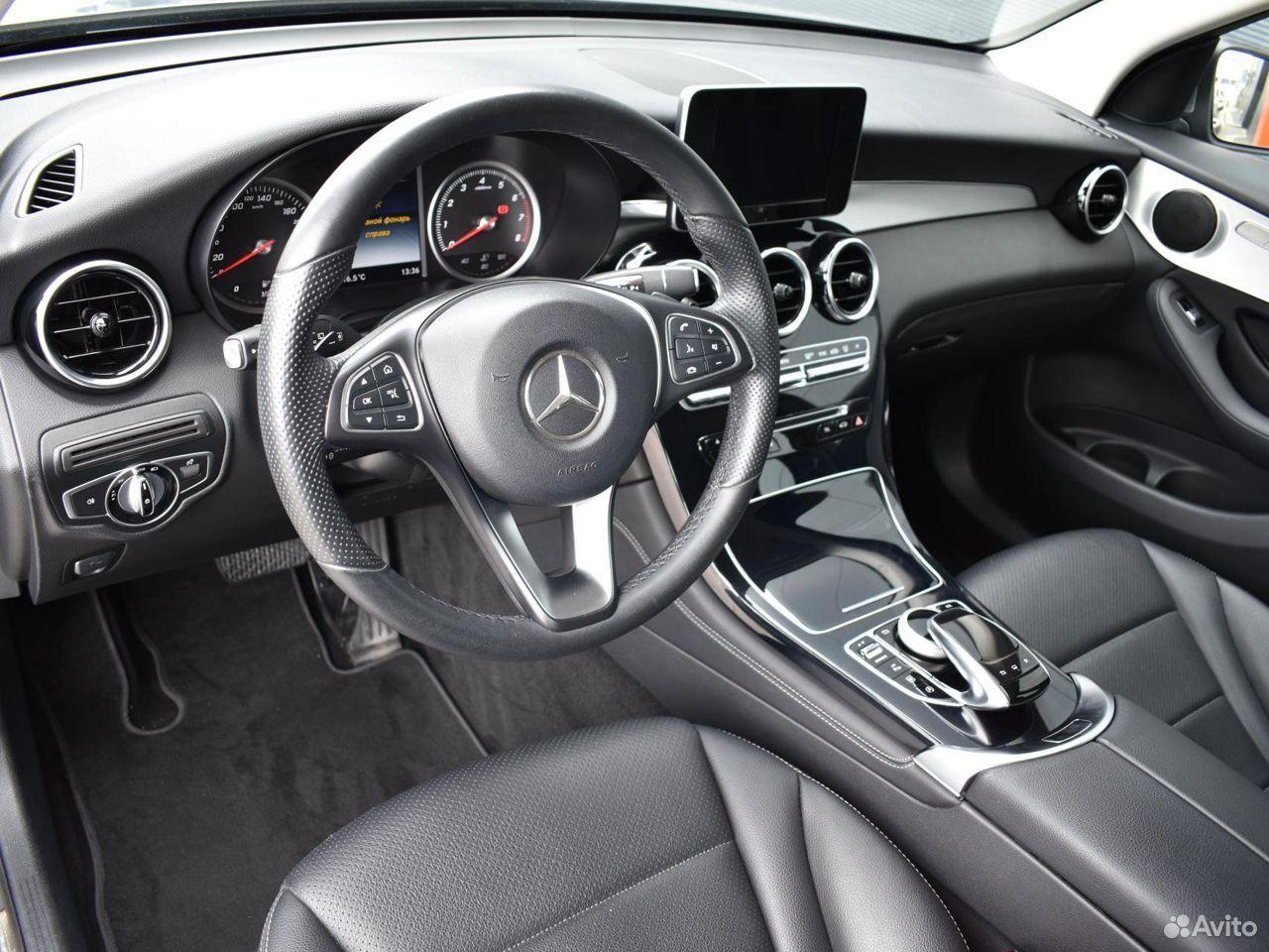 Mercedes-Benz GLC-class in 2016  89118607985 buy 5