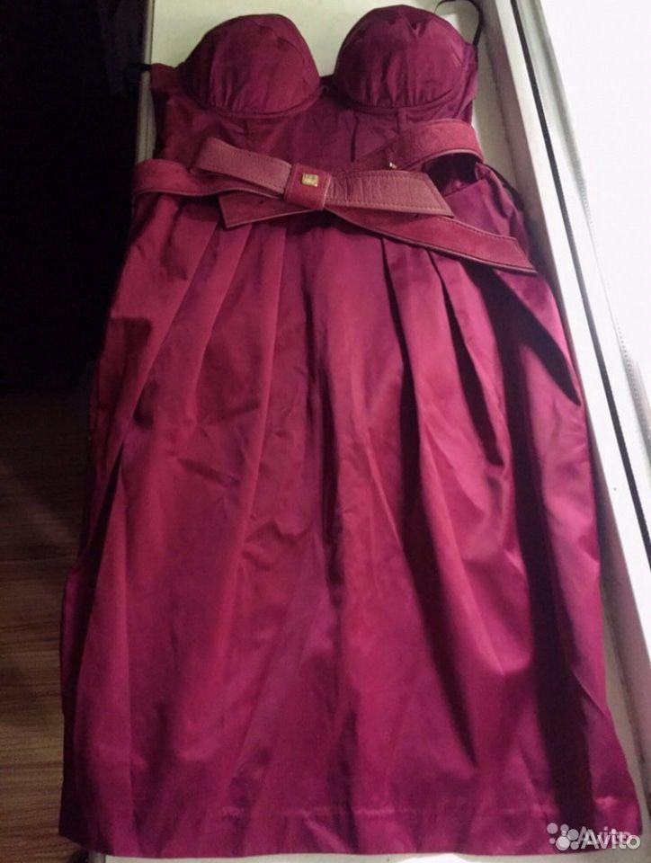 Платье Корсет Elisabetta Franchi оригинал  89889950542 купить 4