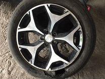 Subaru Forester sj диск