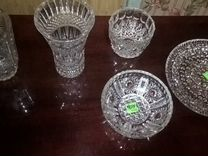 Хрустальные салатницы, вазы продам