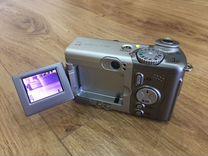 Фотоаппарат Canon PowerShot A80