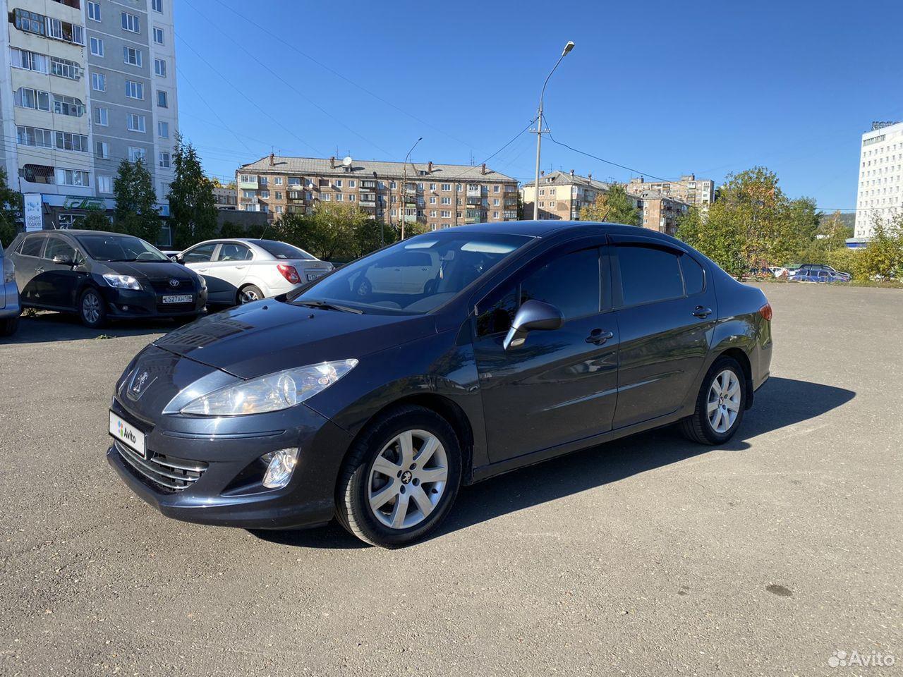 Peugeot 408, 2012  89246322243 купить 1