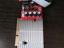 Видеокарта Nvidia 6200A AGP8X