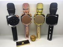 Bluetooth караоке микрофон с колонкой YS-63