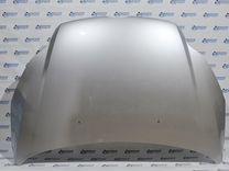 Капот Ford Focus 3 Moondust Silver 2431C (10г.- )