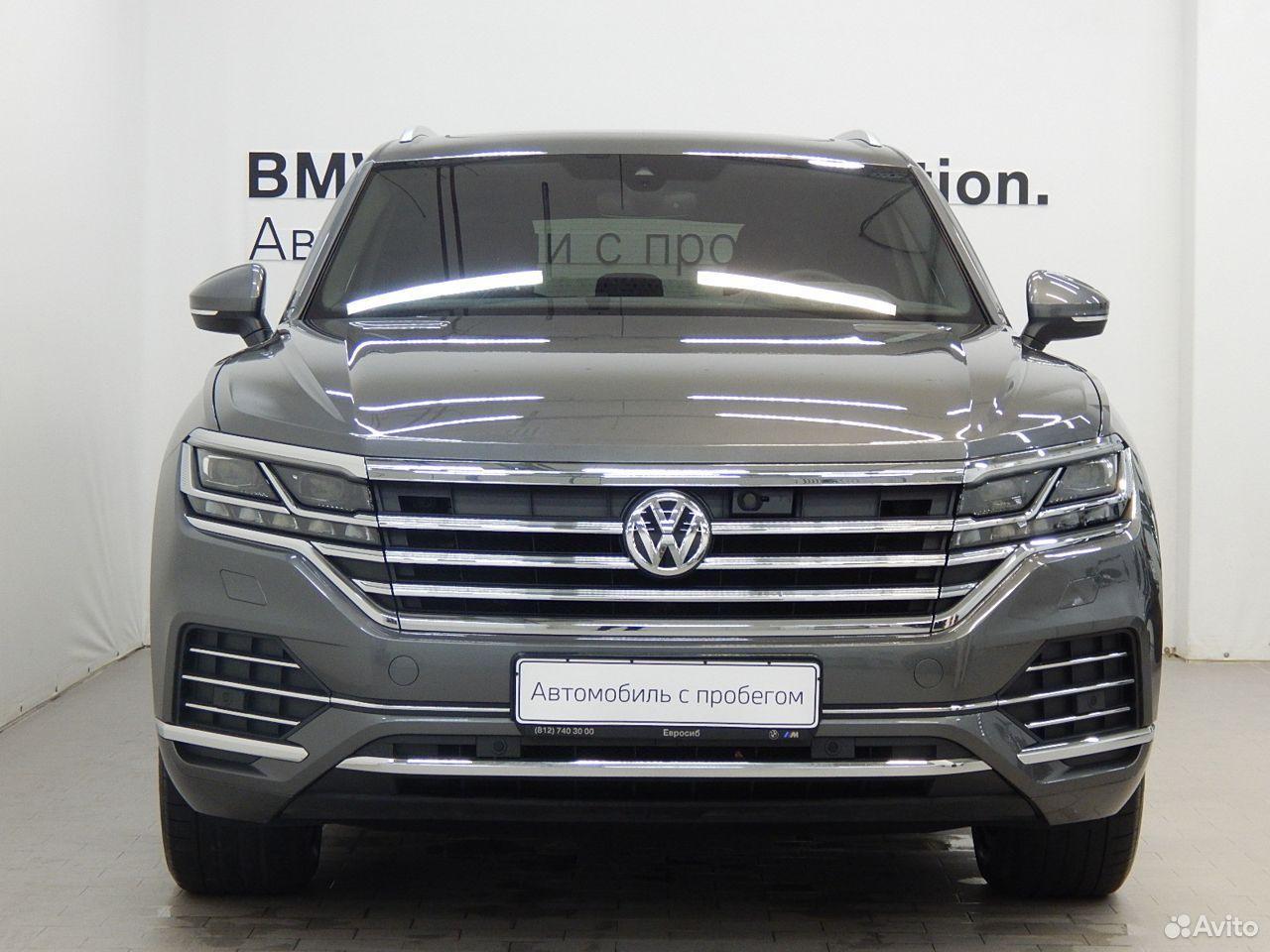 Volkswagen Touareg, 2018  88129219908 купить 4