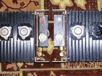 Усилитель мощности (на кт808А и 2Т808А)