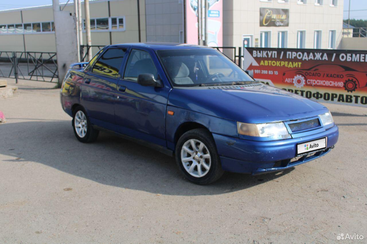 ВАЗ 2110, 2002  89613366430 купить 3