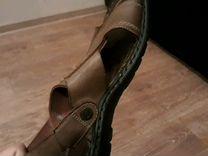 Летняя обувь из натуральной кожи