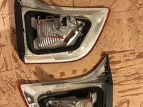 Комплект задних фонарей бмв х6