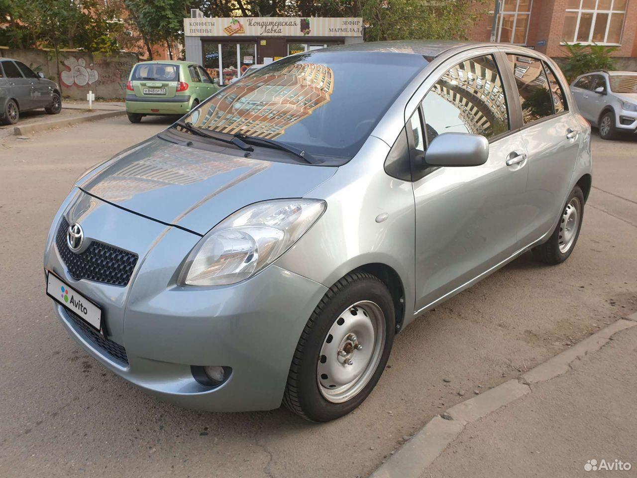 Toyota Yaris, 2007  89883531601 купить 1