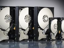 Большой выбор дисков от 80 до 3000 гб