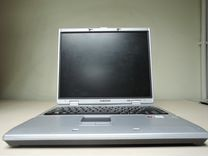 Ноутбуки SAMSUNG P28 Pentium M 512Mb DDR1 40Gb