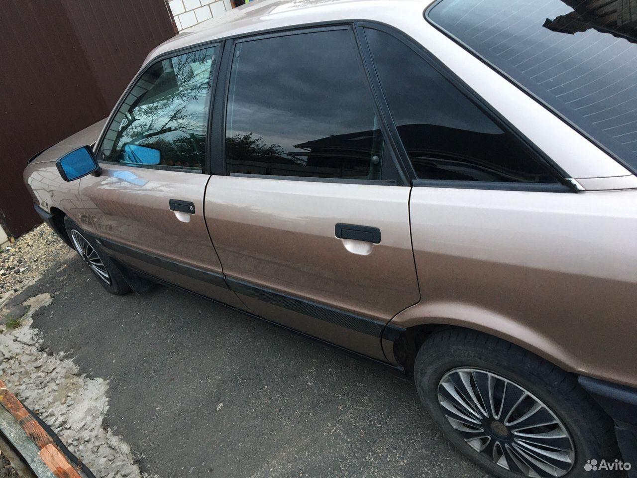 Audi 80, 1988  89065047993 купить 4
