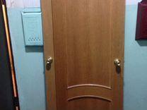 Межкомнатная дверь с замком