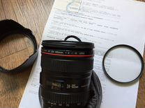 Canon ef 24-105mm f/4.0L IS USM