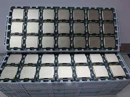 Процессоры i3/i5/i7 - 1156/55/50/51 + Гарантия — Товары для компьютера в Санкт-Петербурге
