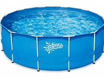 Каркасный бассейн + фильтр