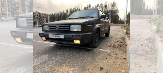 Volkswagen Jetta, 1988 купить в Ленинградской области | Автомобили | Авито