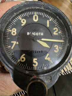 Самолётный высотомер СССР объявление продам